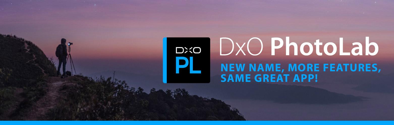 DxO PhotoLab 1.2.2.81