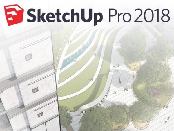 SketchUp Pro 2018
