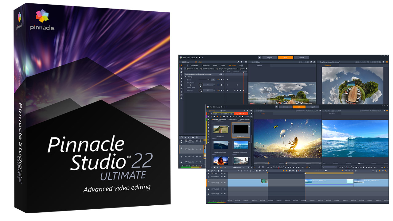 Pinnacle Studio 22.0 Ultimate Crack